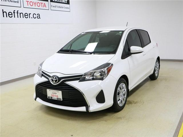 2016 Toyota Yaris LE (Stk: 186094) in Kitchener - Image 1 of 19