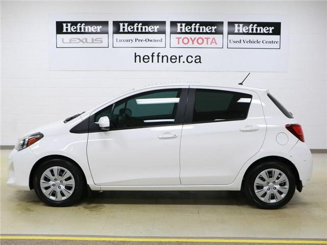 2016 Toyota Yaris LE (Stk: 186094) in Kitchener - Image 5 of 19