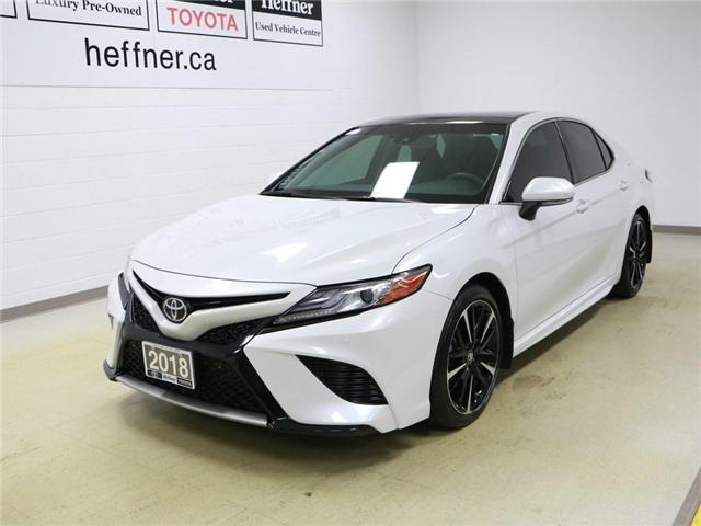 2018 Toyota Camry  (Stk: 186090) in Kitchener - Image 1 of 23