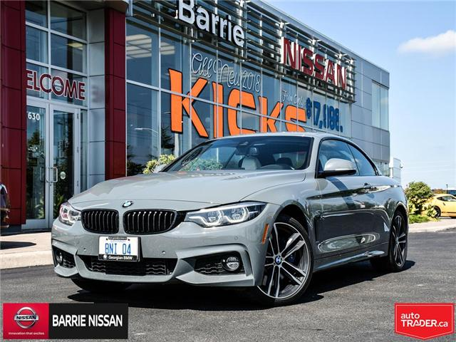 2018 BMW 440 i xDrive (Stk: P4352) in Barrie - Image 1 of 29