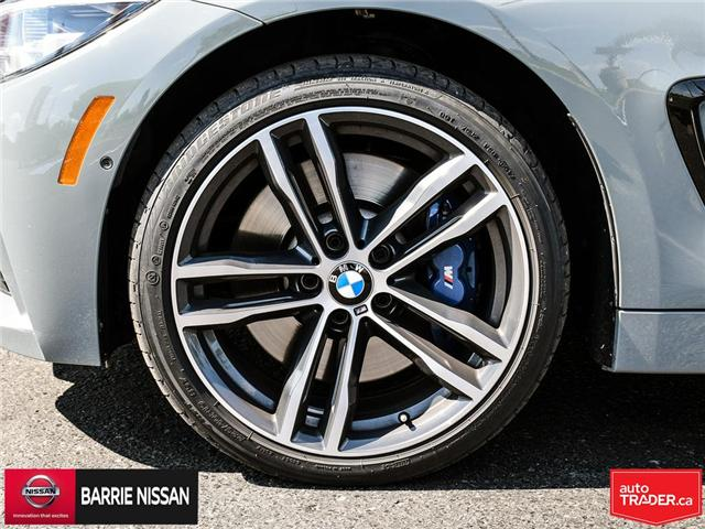 2018 BMW 440i xDrive (Stk: P4352) in Barrie - Image 3 of 29