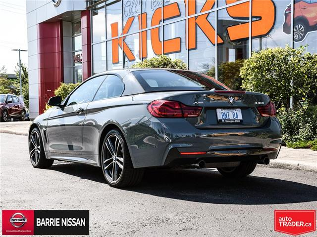 2018 BMW 440i xDrive (Stk: P4352) in Barrie - Image 5 of 29