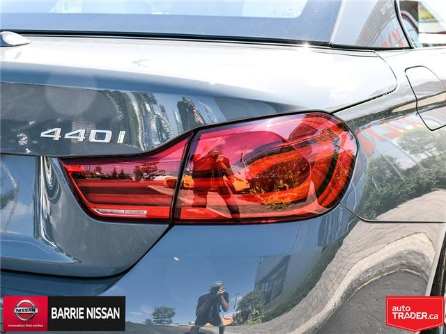 2018 BMW 440i xDrive (Stk: P4352) in Barrie - Image 7 of 29