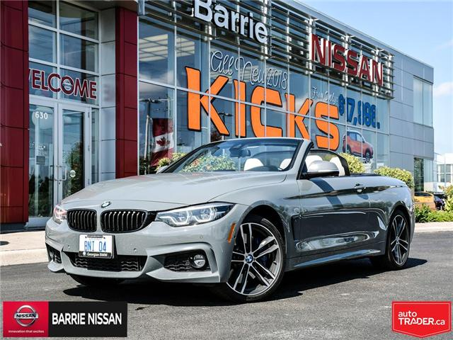 2018 BMW 440i xDrive (Stk: P4352) in Barrie - Image 9 of 29