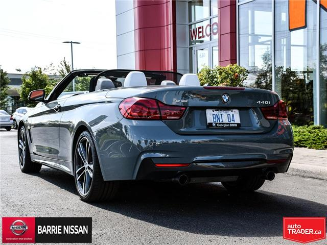 2018 BMW 440i xDrive (Stk: P4352) in Barrie - Image 11 of 29