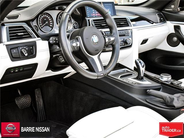 2018 BMW 440i xDrive (Stk: P4352) in Barrie - Image 15 of 29