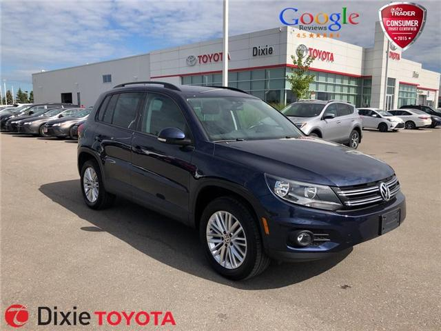 2016 Volkswagen Tiguan  (Stk: D182670A) in Mississauga - Image 1 of 18