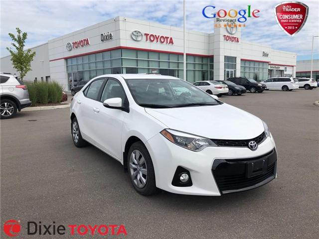 2016 Toyota Corolla  (Stk: D182299A) in Mississauga - Image 1 of 18