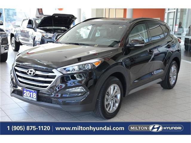 2018 Hyundai Tucson  (Stk: 614211) in Milton - Image 1 of 40