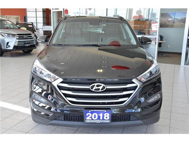 2018 Hyundai Tucson  (Stk: 614211) in Milton - Image 2 of 40