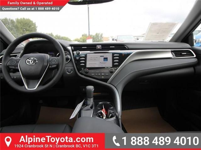 2018 Toyota Camry SE (Stk: U641489) in Cranbrook - Image 10 of 18