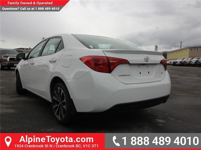 2019 Toyota Corolla SE Upgrade Package (Stk: C157607) in Cranbrook - Image 3 of 17
