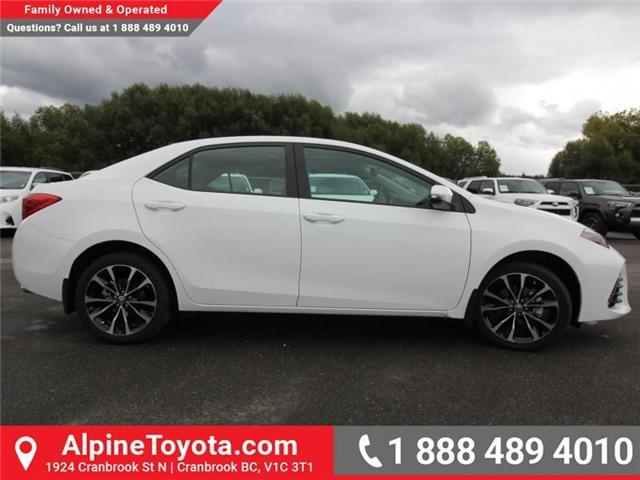 2019 Toyota Corolla SE Upgrade Package (Stk: C157607) in Cranbrook - Image 6 of 17
