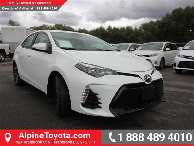 2019 Toyota Corolla SE Upgrade Package (Stk: C157607) in Cranbrook - Image 7 of 17