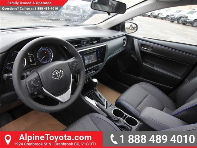 2019 Toyota Corolla SE Upgrade Package (Stk: C157607) in Cranbrook - Image 9 of 17