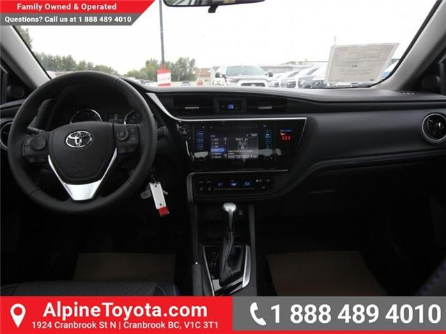 2019 Toyota Corolla SE Upgrade Package (Stk: C157607) in Cranbrook - Image 10 of 17