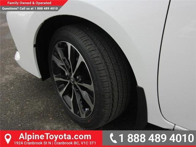 2019 Toyota Corolla SE Upgrade Package (Stk: C157607) in Cranbrook - Image 17 of 17