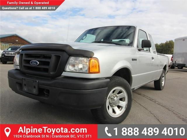 2004 Ford Ranger XL (Stk: X156120A) in Cranbrook - Image 1 of 14