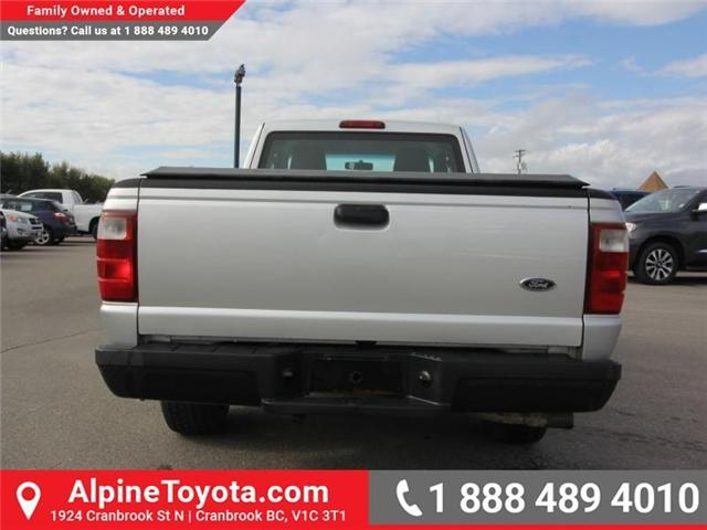 2004 Ford Ranger XL (Stk: X156120A) in Cranbrook - Image 4 of 14