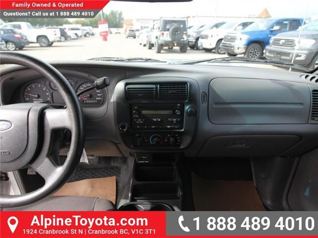 2004 Ford Ranger XL (Stk: X156120A) in Cranbrook - Image 10 of 14