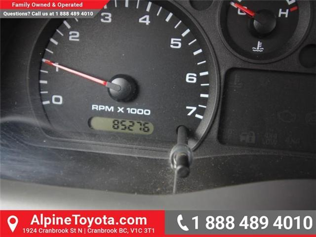 2004 Ford Ranger XL (Stk: X156120A) in Cranbrook - Image 12 of 14