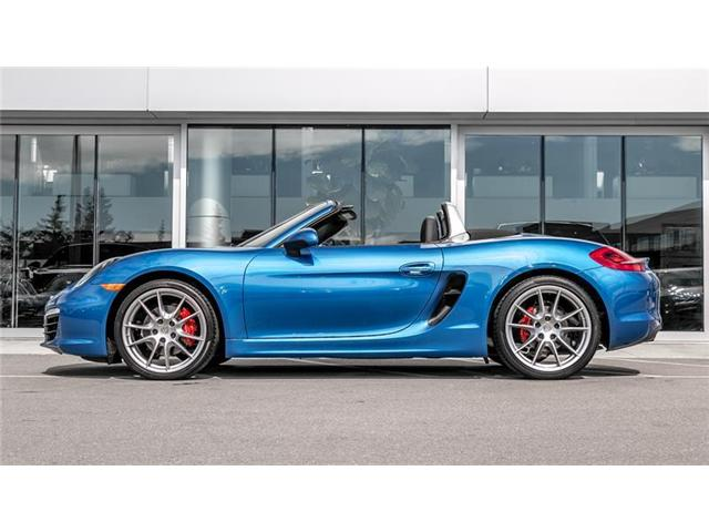 2015 Porsche Boxster S PDK (Stk: U7365) in Vaughan - Image 2 of 16