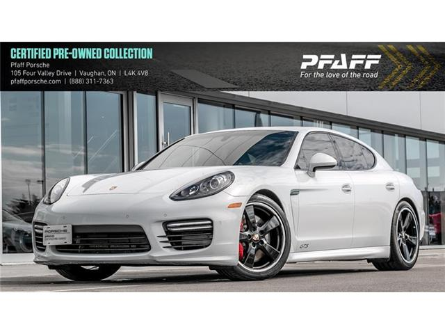 2016 Porsche Panamera GTS (Stk: U7376) in Vaughan - Image 1 of 22