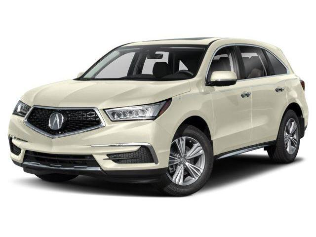 2019 Acura MDX Base (Stk: K801471) in Brampton - Image 1 of 9