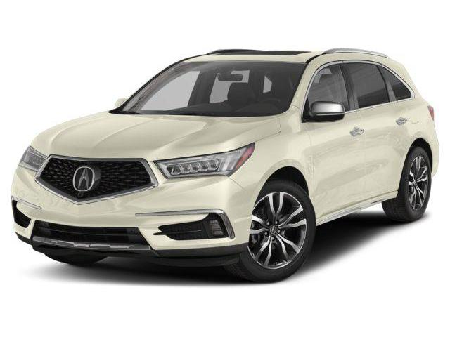 2019 Acura MDX Tech (Stk: K801685) in Brampton - Image 1 of 2