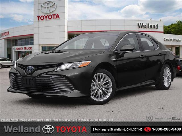 2018 Toyota Camry Hybrid XLE (Stk: CAH5831) in Welland - Image 1 of 23