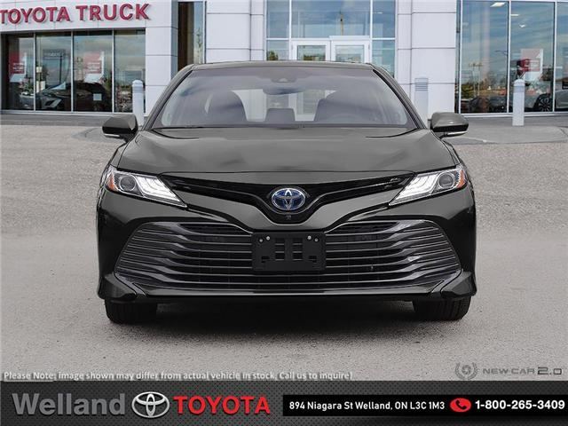 2018 Toyota Camry Hybrid XLE (Stk: CAH5831) in Welland - Image 2 of 23