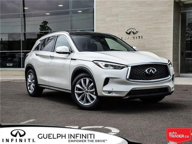 2019 Infiniti QX50  (Stk: I6664) in Guelph - Image 1 of 21