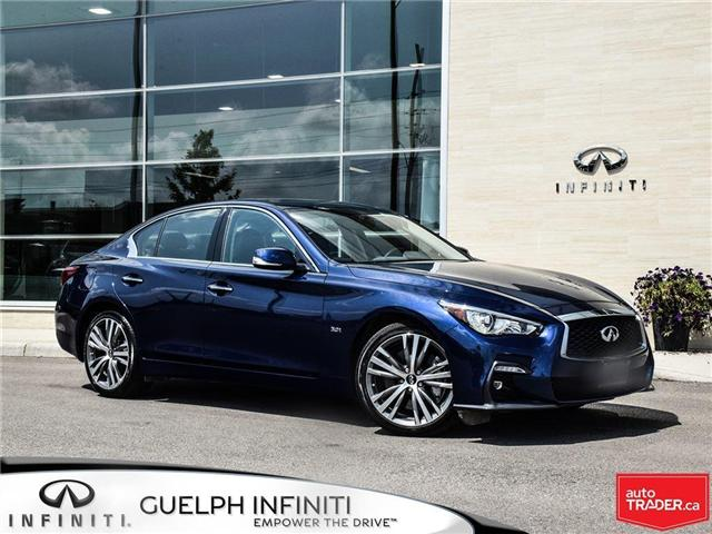 2018 Infiniti Q50  (Stk: I6546) in Guelph - Image 1 of 22