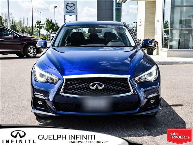 2018 Infiniti Q50  (Stk: I6546) in Guelph - Image 2 of 22