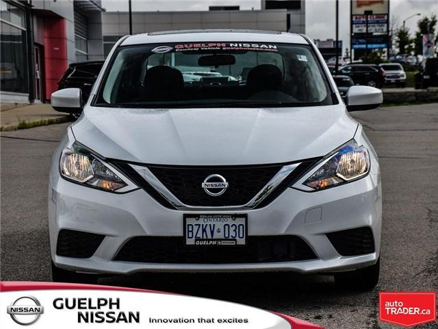 2018 Nissan Sentra  (Stk: N19175) in Guelph - Image 2 of 24