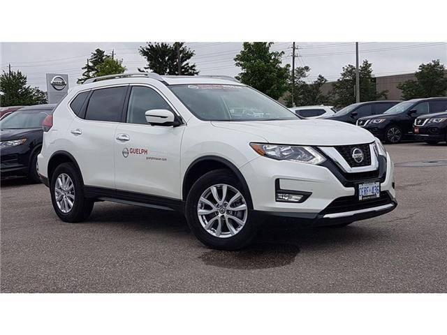 2018 Nissan Rogue  (Stk: N19277) in Guelph - Image 1 of 16