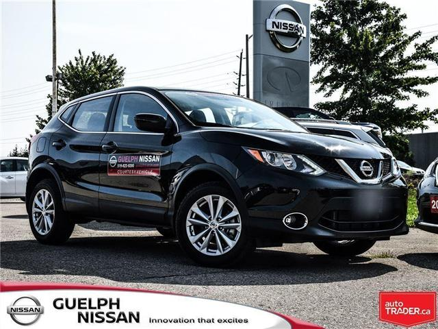 2017 Nissan Qashqai  (Stk: N18937) in Guelph - Image 1 of 24