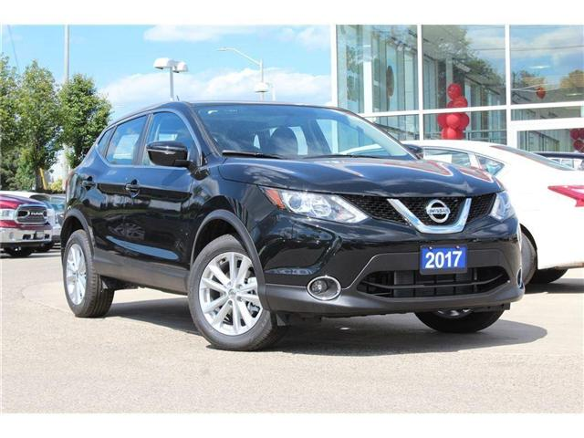 2017 Nissan Qashqai  (Stk: N19184) in Guelph - Image 1 of 20