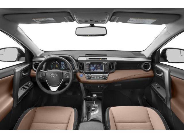 2018 Toyota RAV4 Hybrid LE+ (Stk: 78161) in Toronto - Image 5 of 9