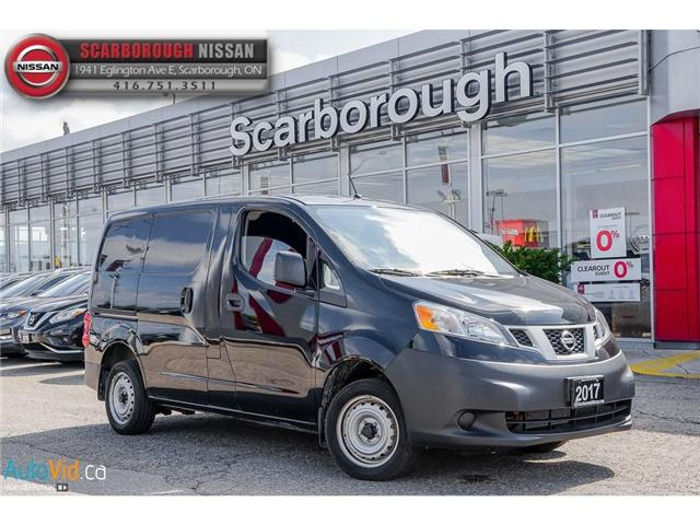 2017 Nissan NV200  (Stk: 418014B) in Scarborough - Image 1 of 22