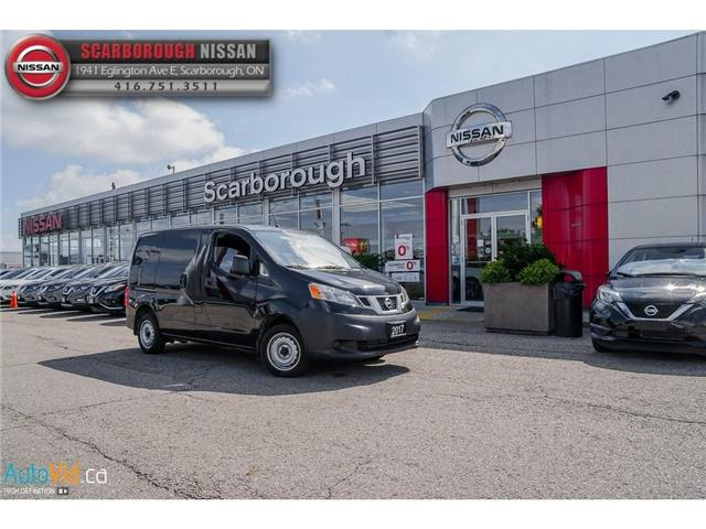 2017 Nissan NV200  (Stk: 418014B) in Scarborough - Image 2 of 22