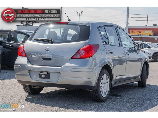 2012 Nissan Versa  (Stk: B18086A) in Scarborough - Image 5 of 23