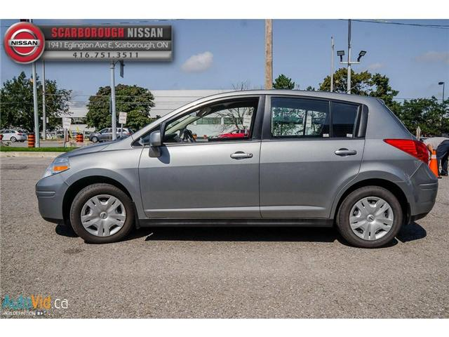 2012 Nissan Versa  (Stk: B18086A) in Scarborough - Image 8 of 23