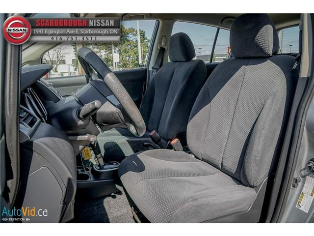 2012 Nissan Versa  (Stk: B18086A) in Scarborough - Image 14 of 23