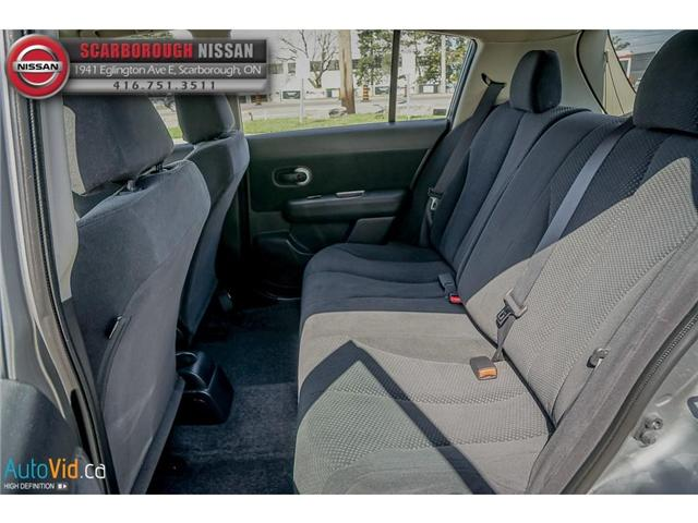 2012 Nissan Versa  (Stk: B18086A) in Scarborough - Image 15 of 23
