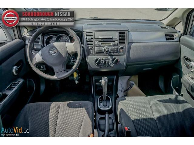 2012 Nissan Versa  (Stk: B18086A) in Scarborough - Image 18 of 23