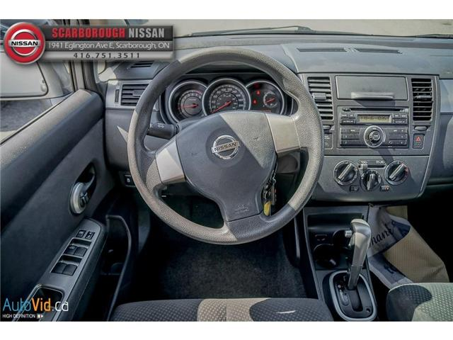 2012 Nissan Versa  (Stk: B18086A) in Scarborough - Image 20 of 23