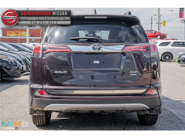 2018 Toyota RAV4  (Stk: L18051A) in Scarborough - Image 6 of 23
