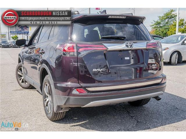 2018 Toyota RAV4  (Stk: L18051A) in Scarborough - Image 7 of 23
