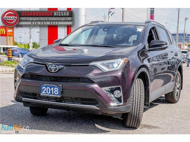 2018 Toyota RAV4  (Stk: L18051A) in Scarborough - Image 9 of 23